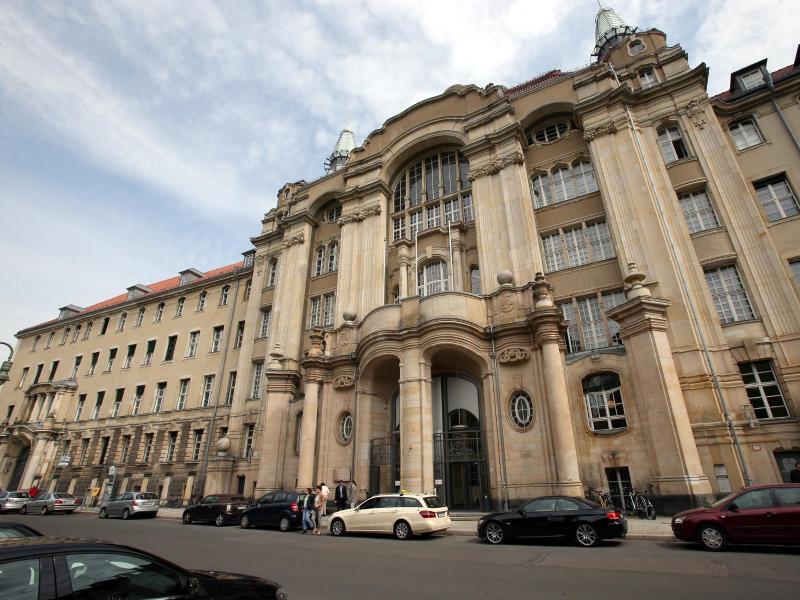 Bild zu Berliner Landgericht