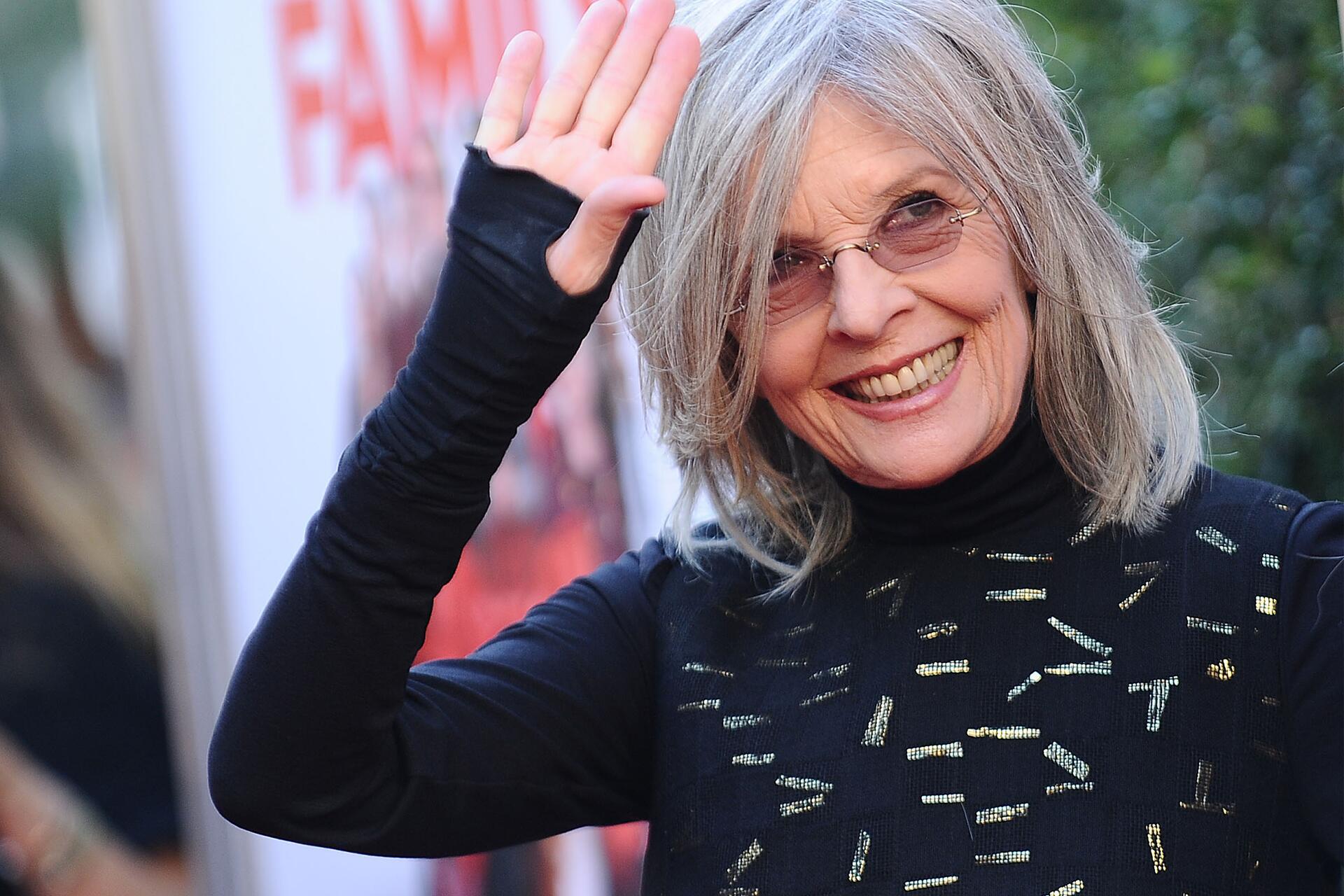 Bild zu Diane Keaton, Alter, Älterwerden