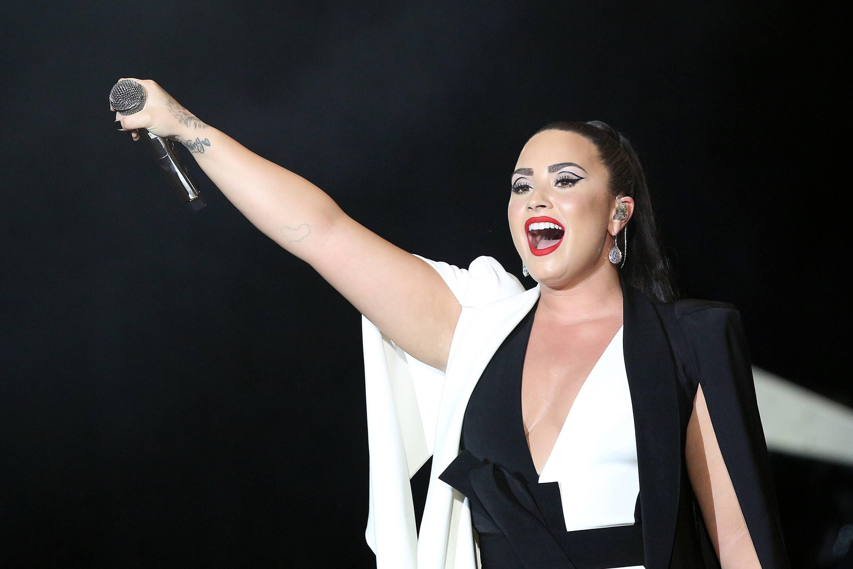Bild zu Demi Lovato, Überdosis, Heroin, Los Angeles, Klinik