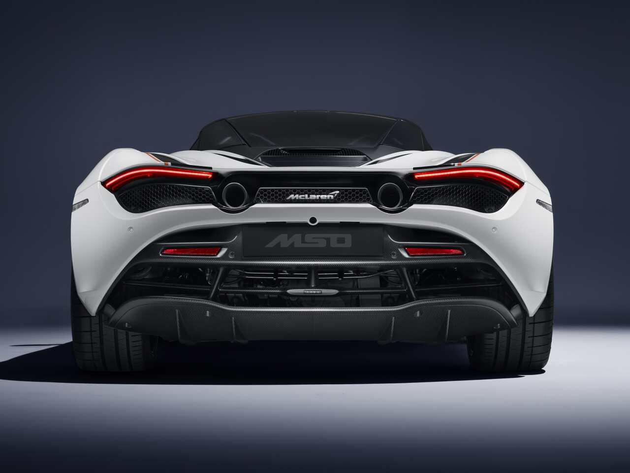 Bild zu McLaren MSO 720S Track Theme