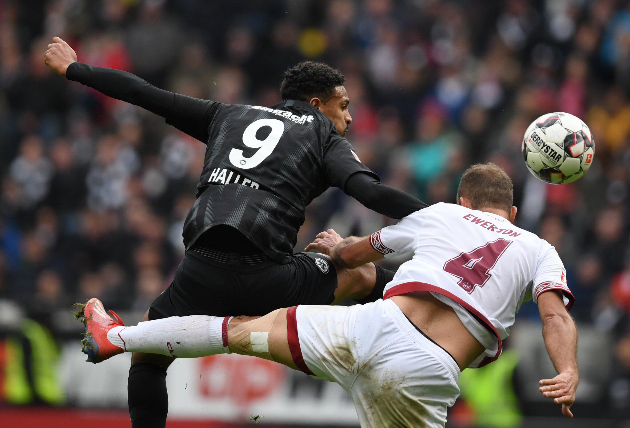Bild zu Eintracht Frankfurt - 1st FC Nuremberg