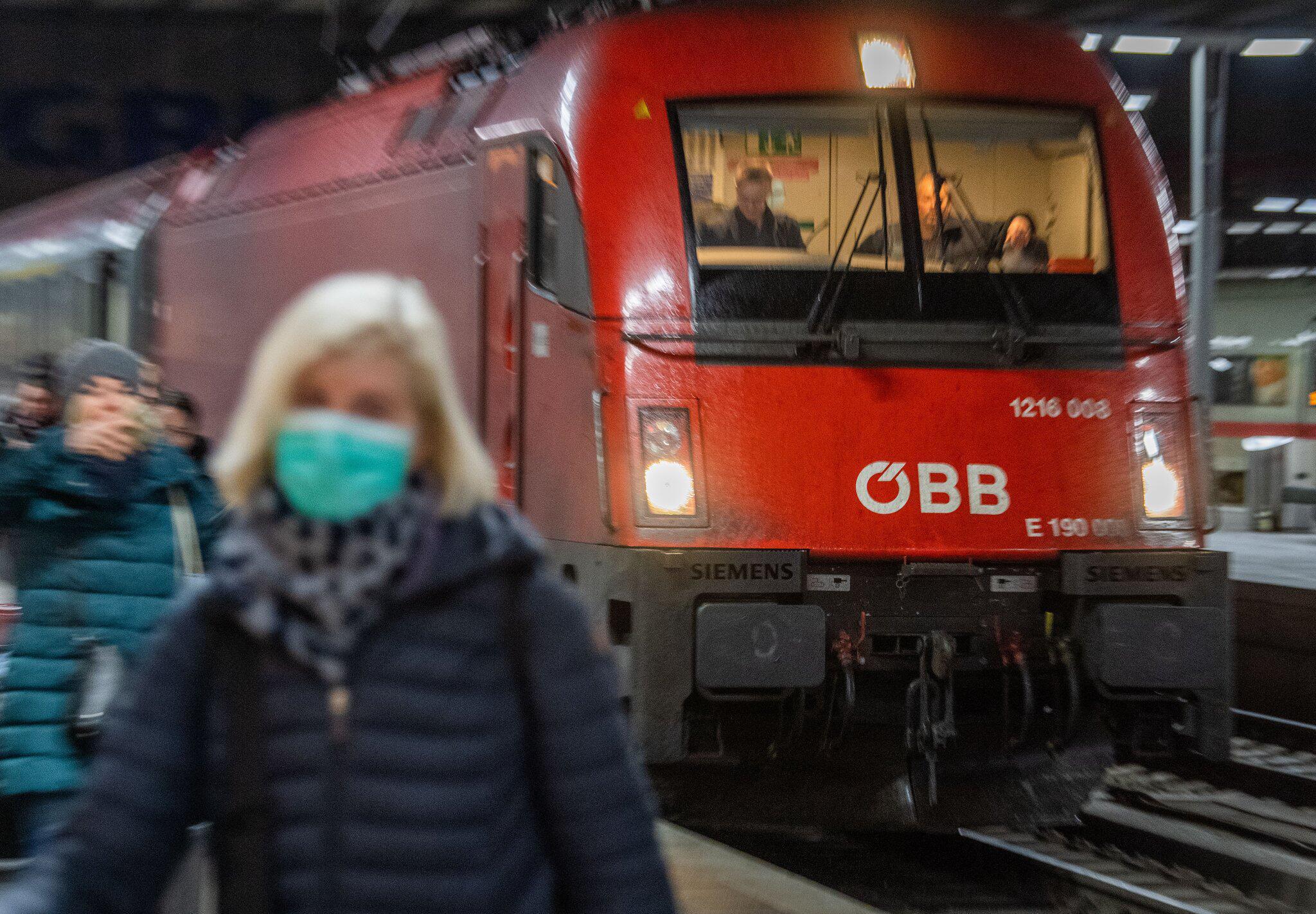 Bild zu Zug, München, Hauptbahnhof, Brenner