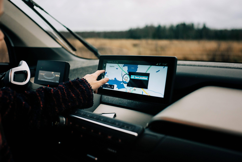 Bild zu Navigationssystem