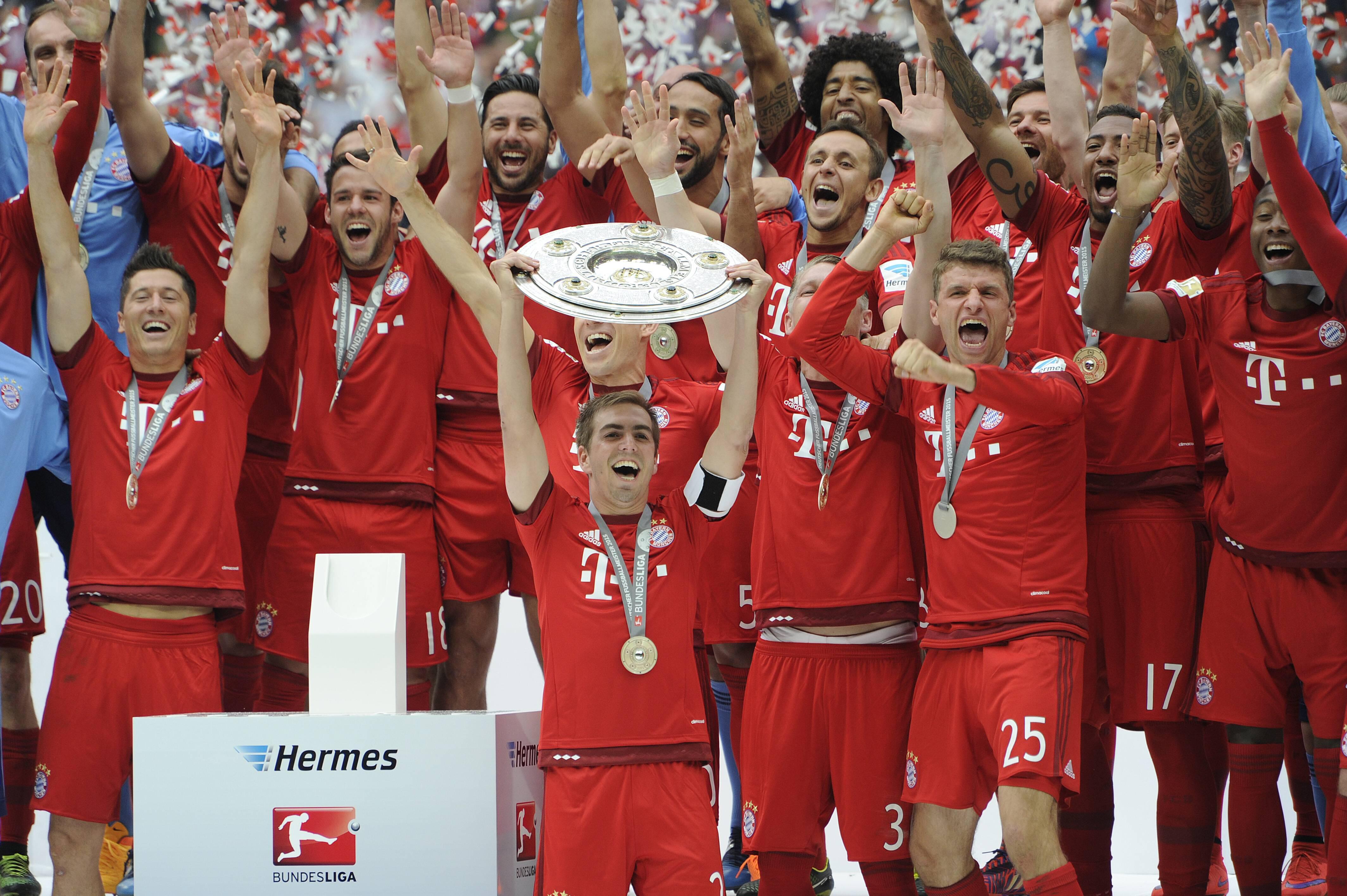 Bild zu FC Bayern München, Dominanz, Milliarden, Imperium