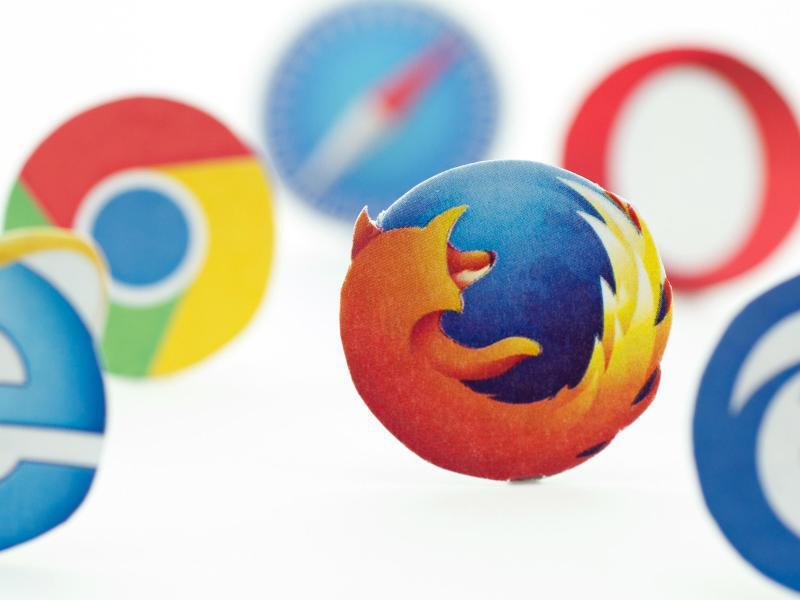 Bild zu Internet-Browser