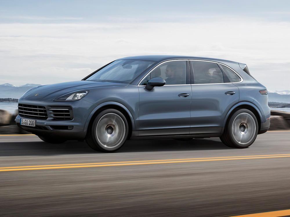 Bild zu Flop: Porsche Cayenne