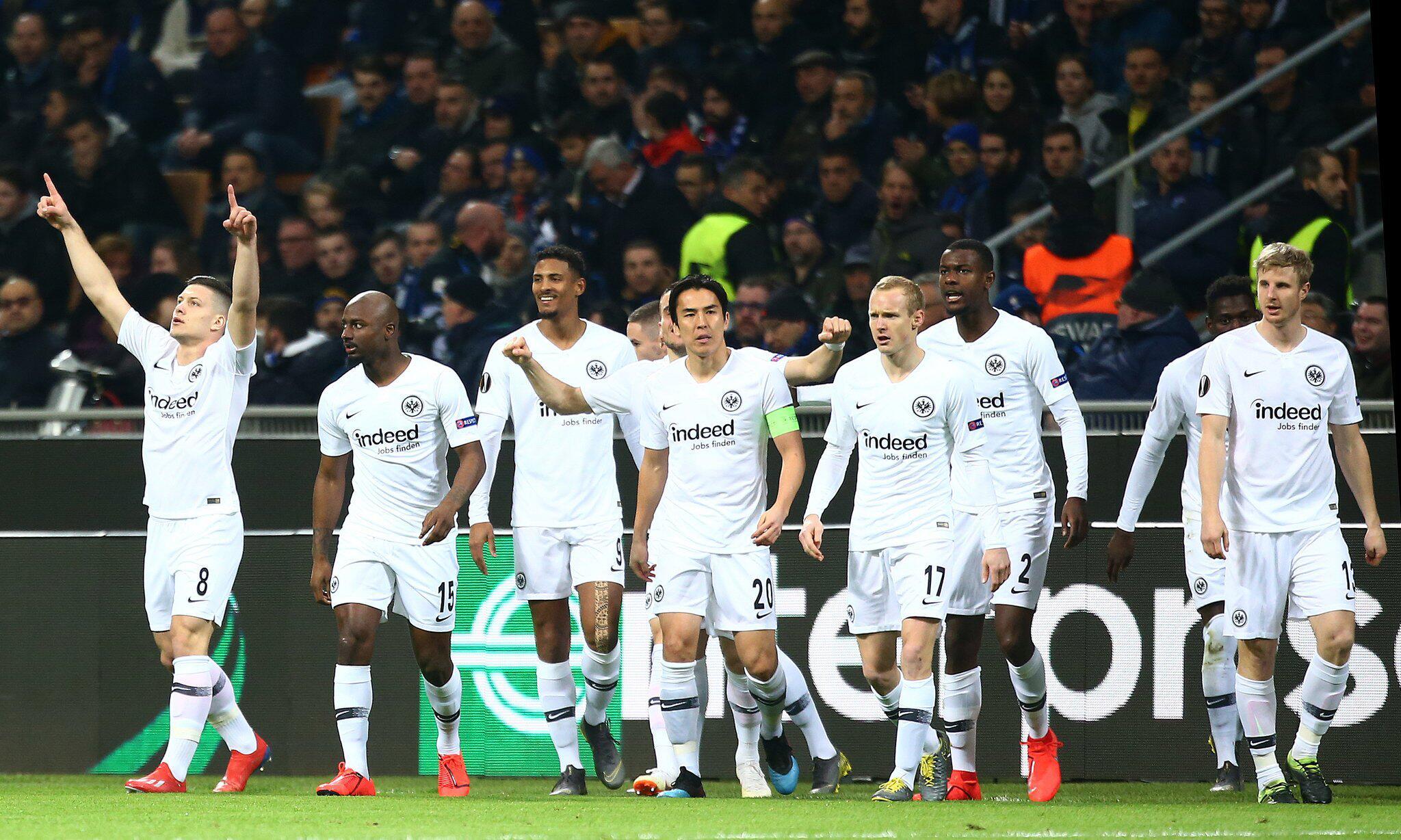 Bild zu Inter Mailand - Eintracht Frankfurt