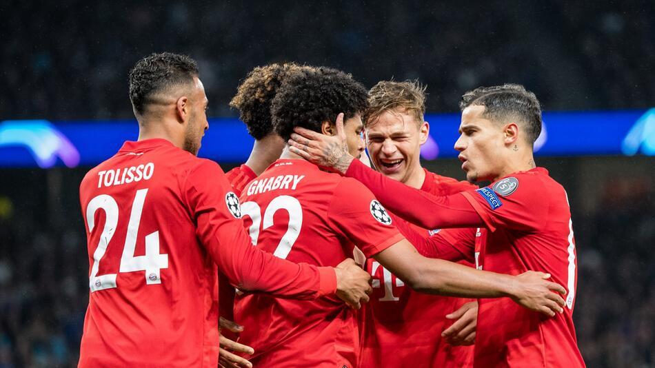 Tottenham Hotspur - FC Bayern München