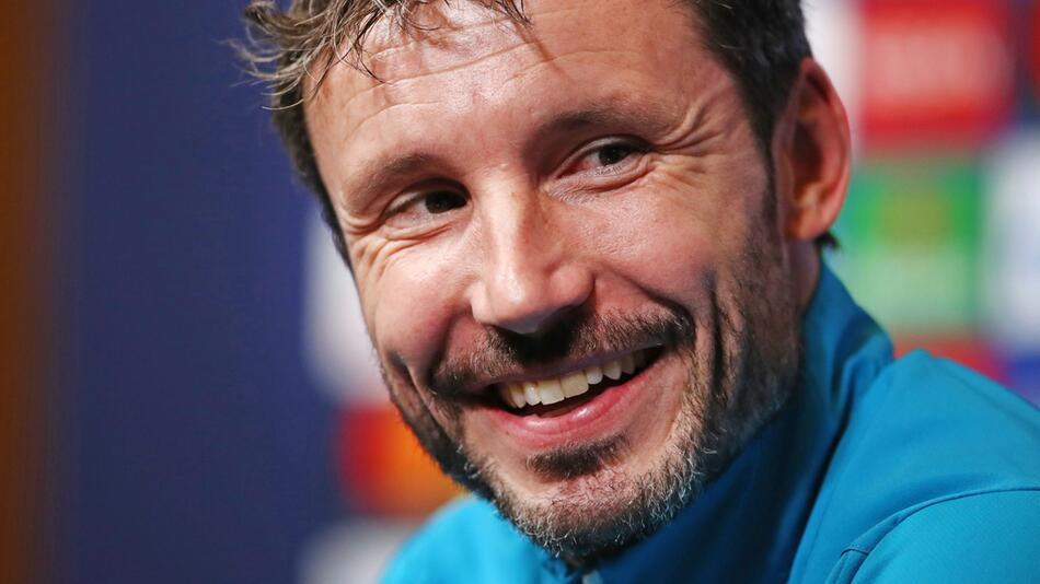 Mark van Bommel wird neuer Trainer des VfL Wolfsburg