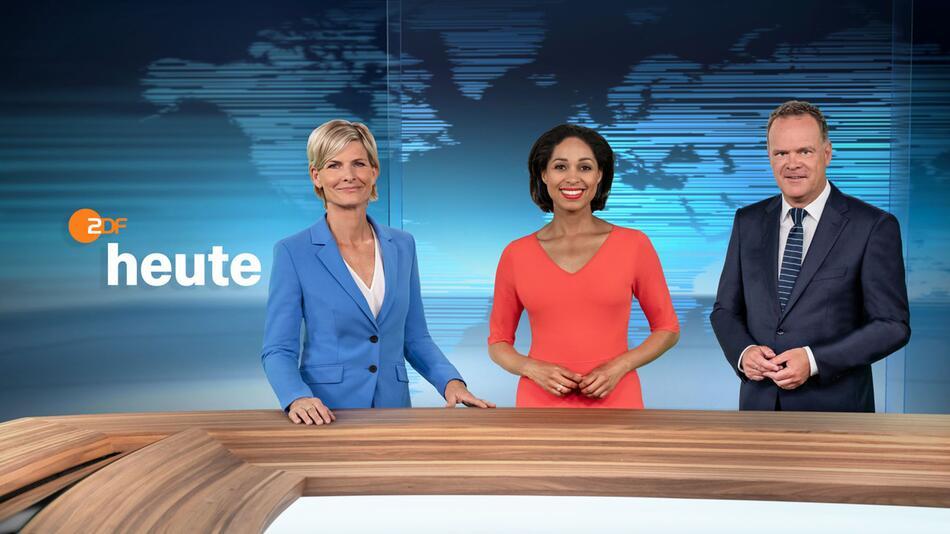 """ZDF-""""heute"""" gestern und morgen"""