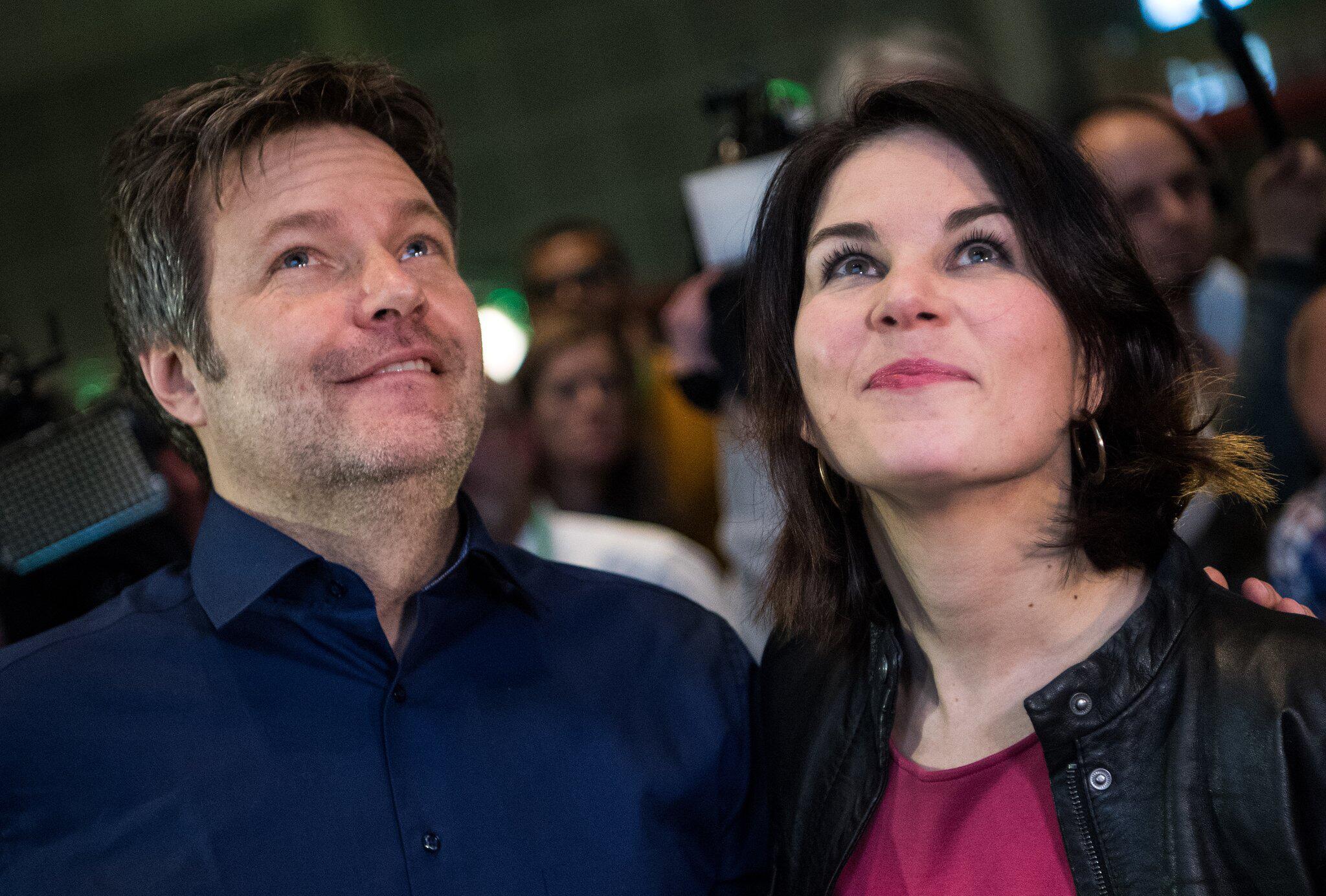 Bild zu German Green Party federal delegates conference