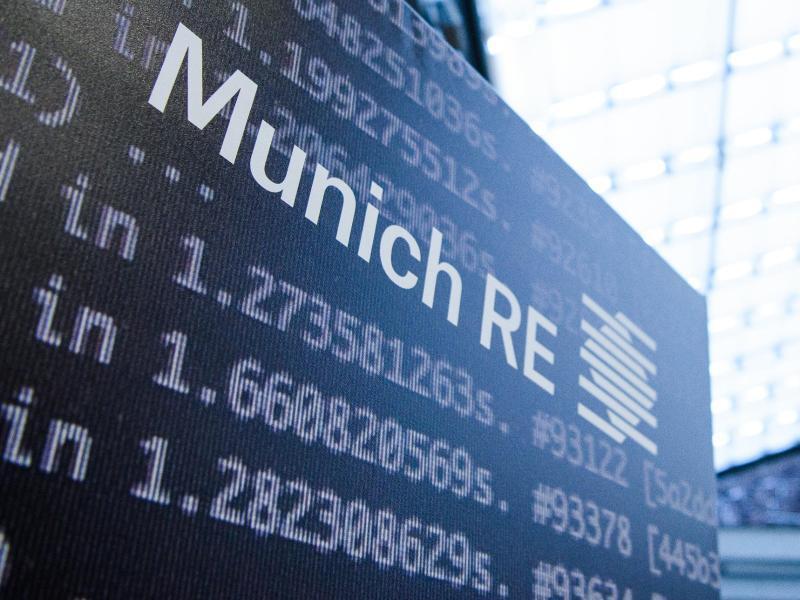Bild zu Munich-Re-Logo
