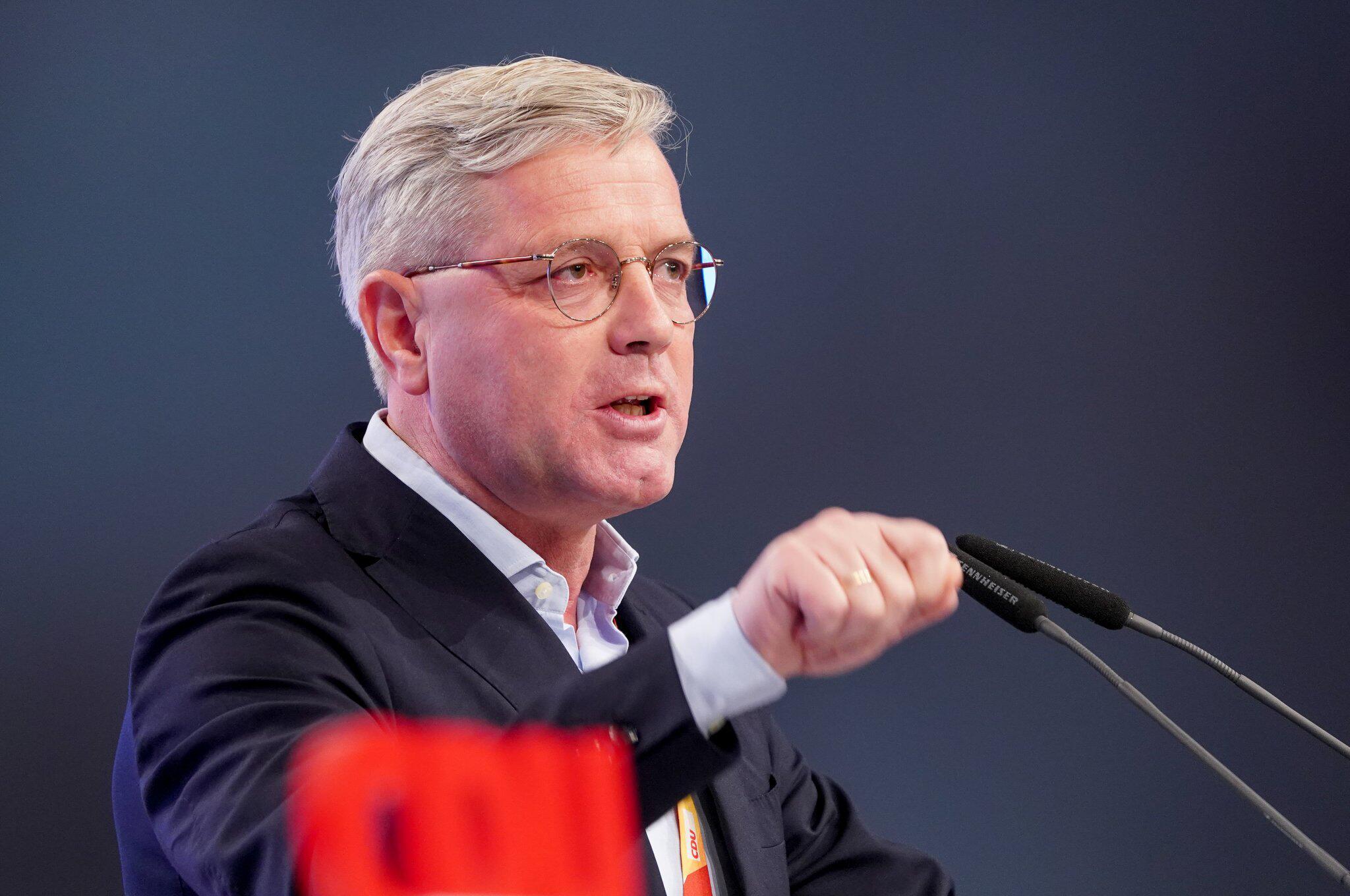 Bild zu Röttgen meldet Kandidatur für CDU-Vorsitz an