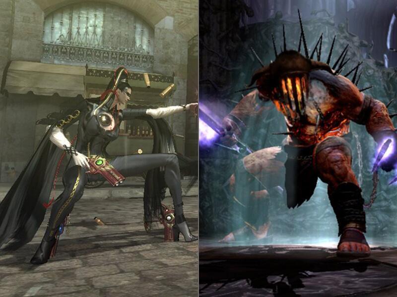 Bild zu Bayonetta und Hades