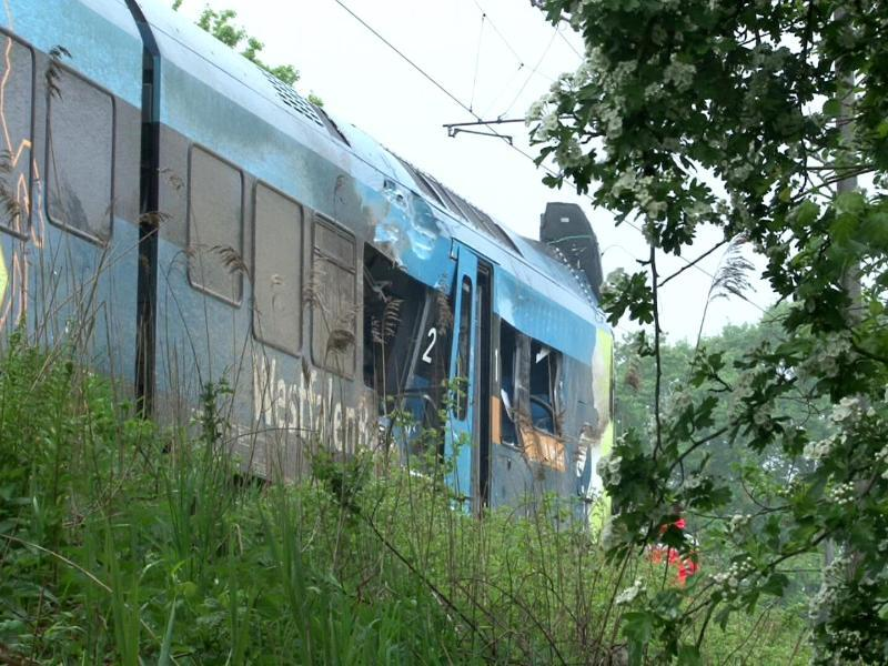 Bild zu Bahnunfall