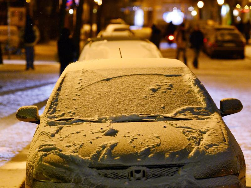 Bild zu Schnee in Berlin