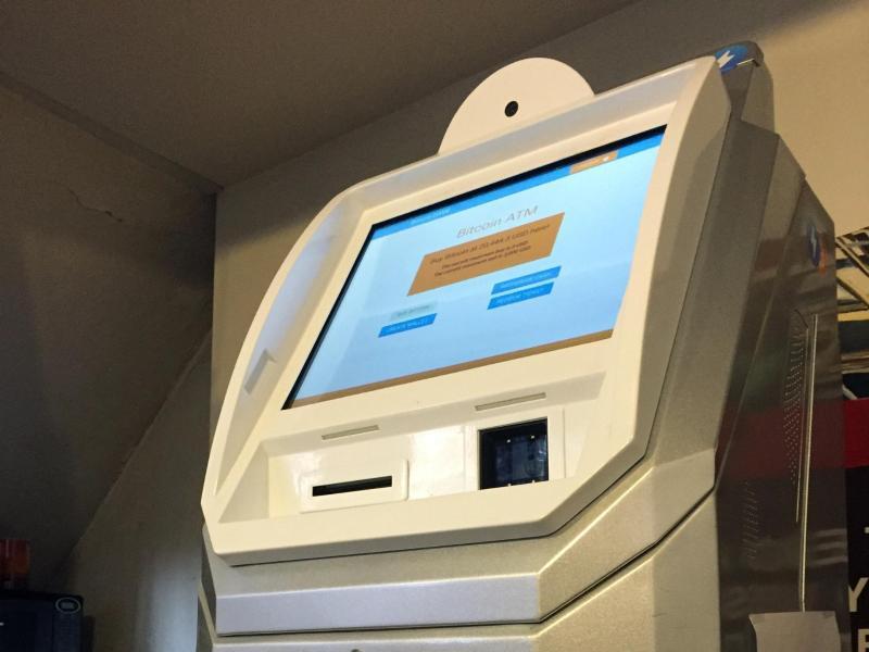 Bild zu Bitcoin-Geldautomat