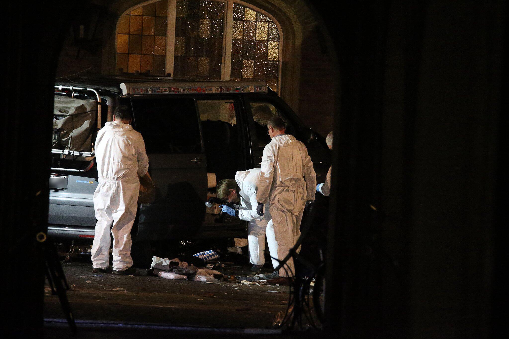 Bild zu Car incident in Muenster