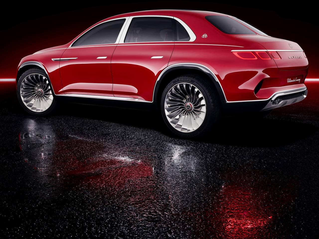 Bild zu Vision Mercedes-Maybach Ultimate Luxury