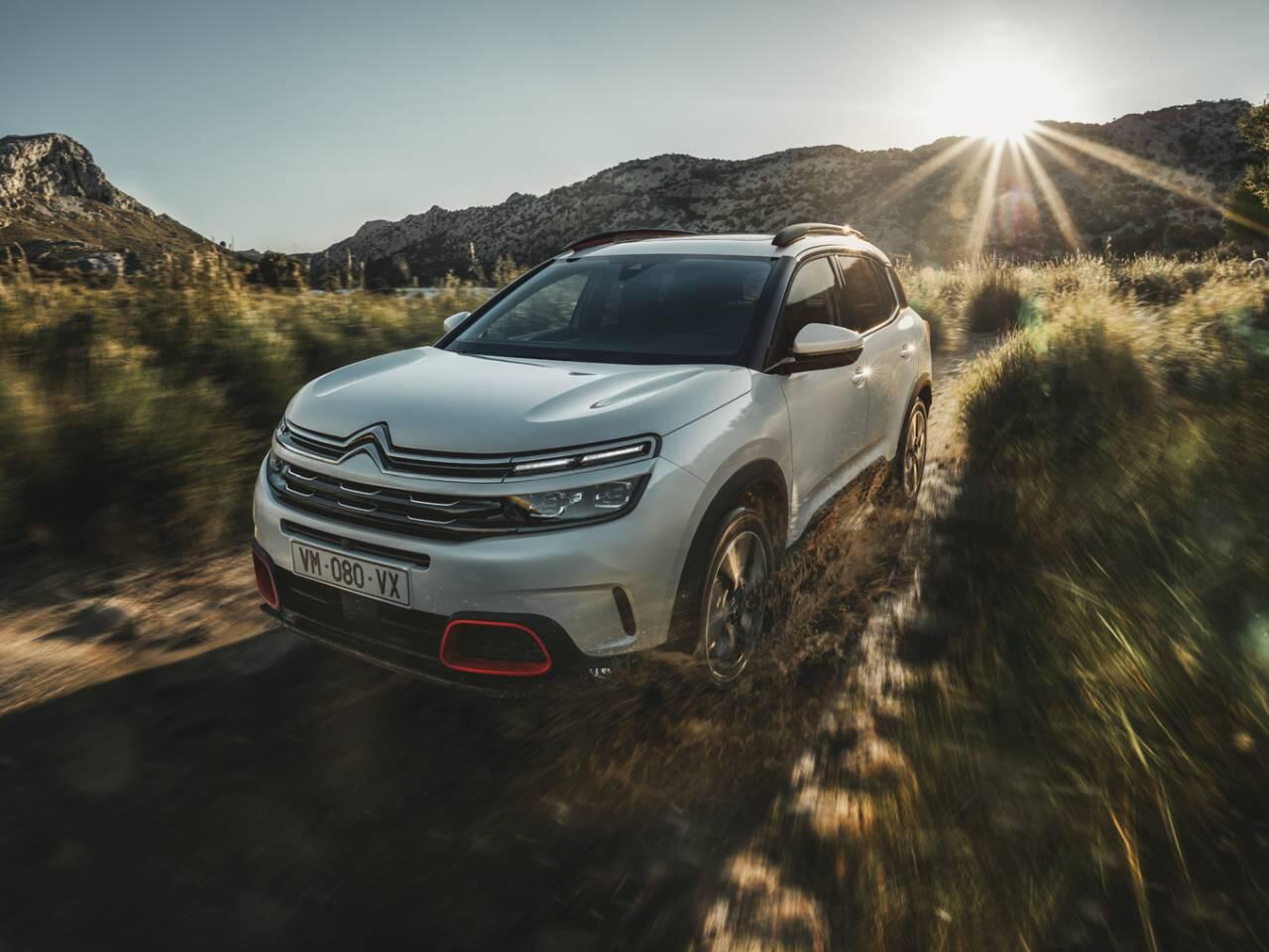 Bild zu Citroën C5 Aircross