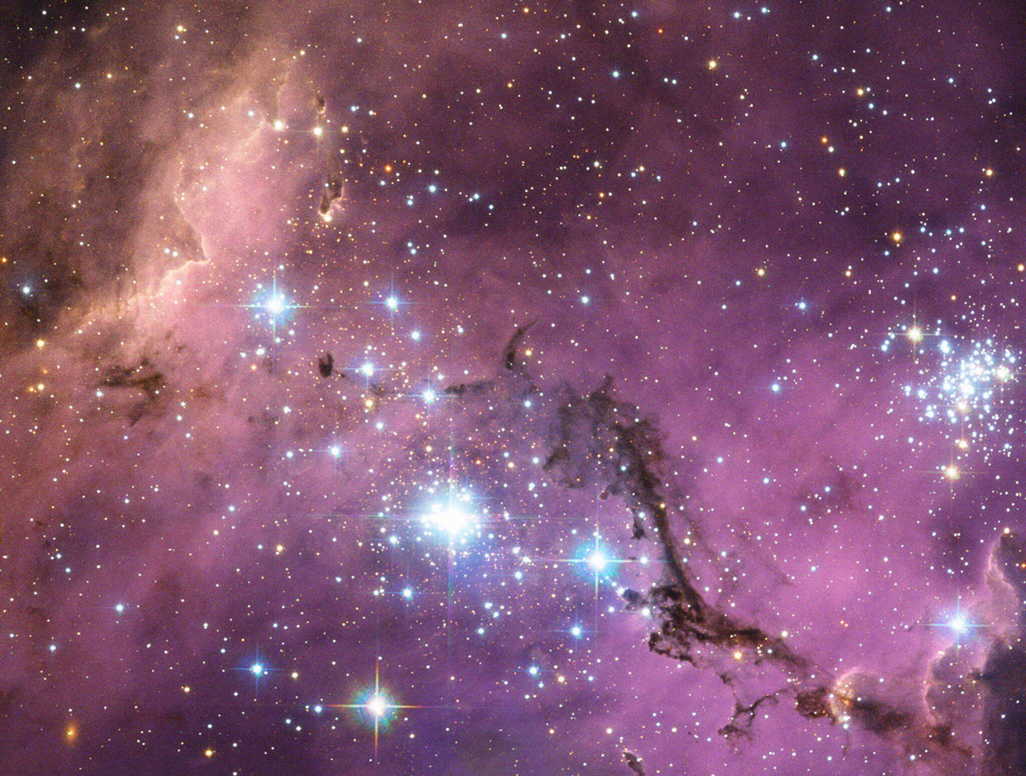 Bild zu Expandierendes Universum