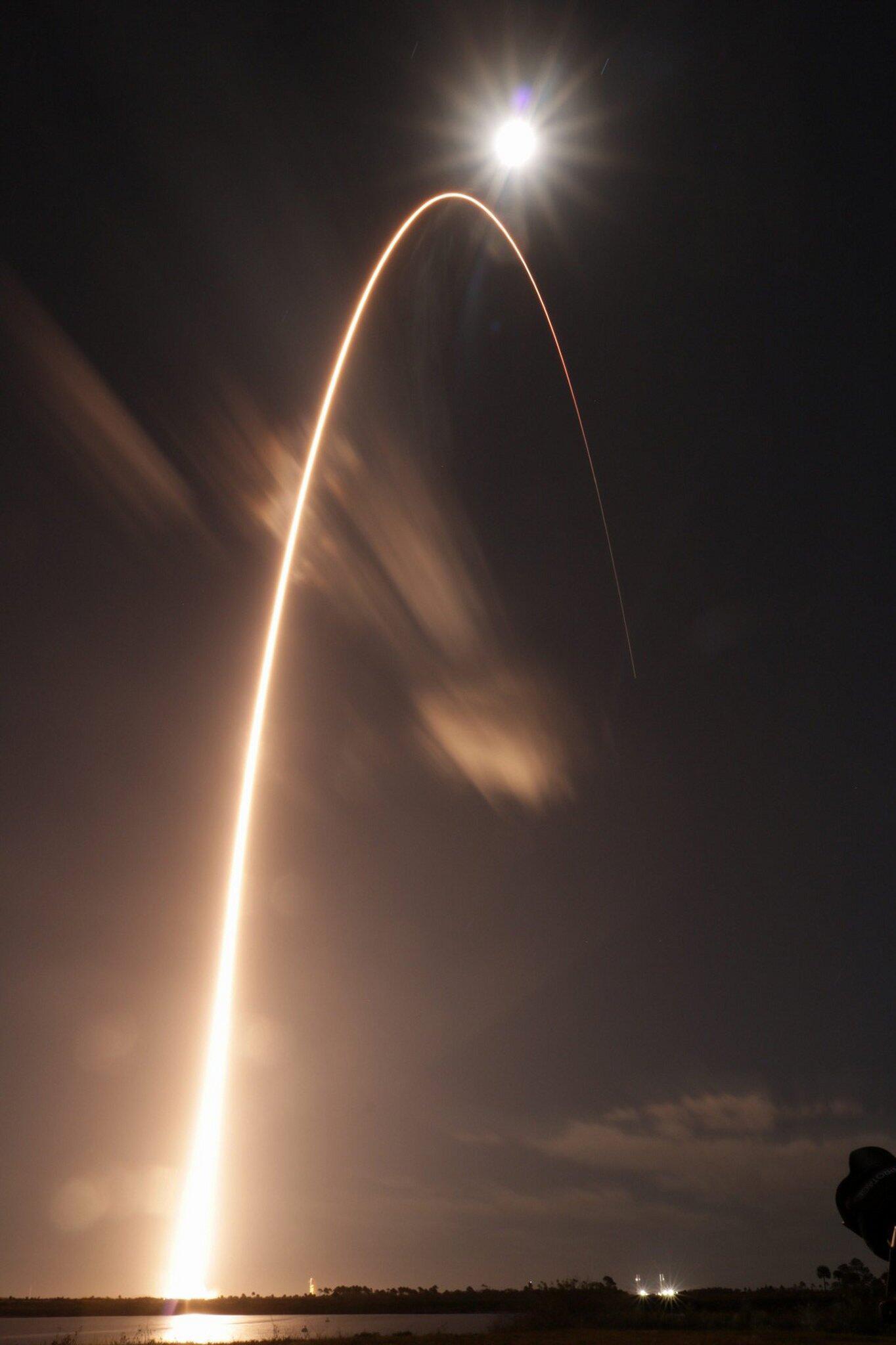 Bild zu Start der Sonnenforschungs-Sonde Solar Orbiter