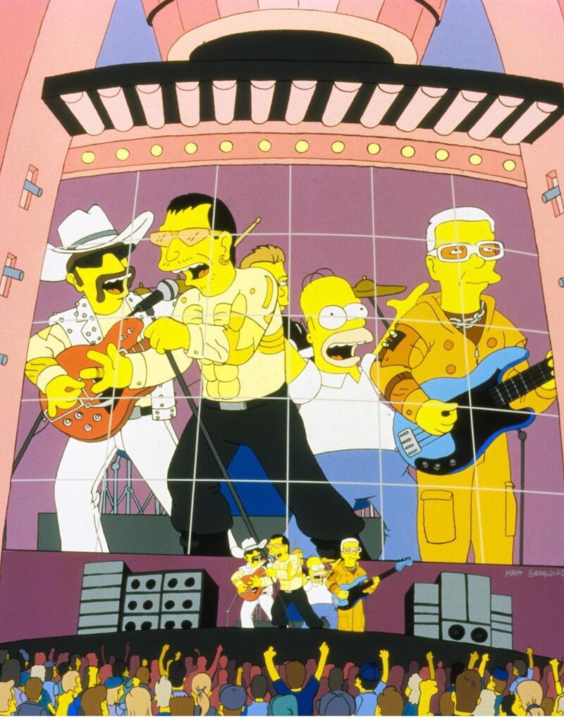 Bild zu U2