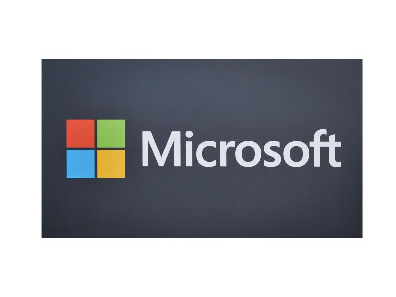 Bild zu Microsoft-Logo