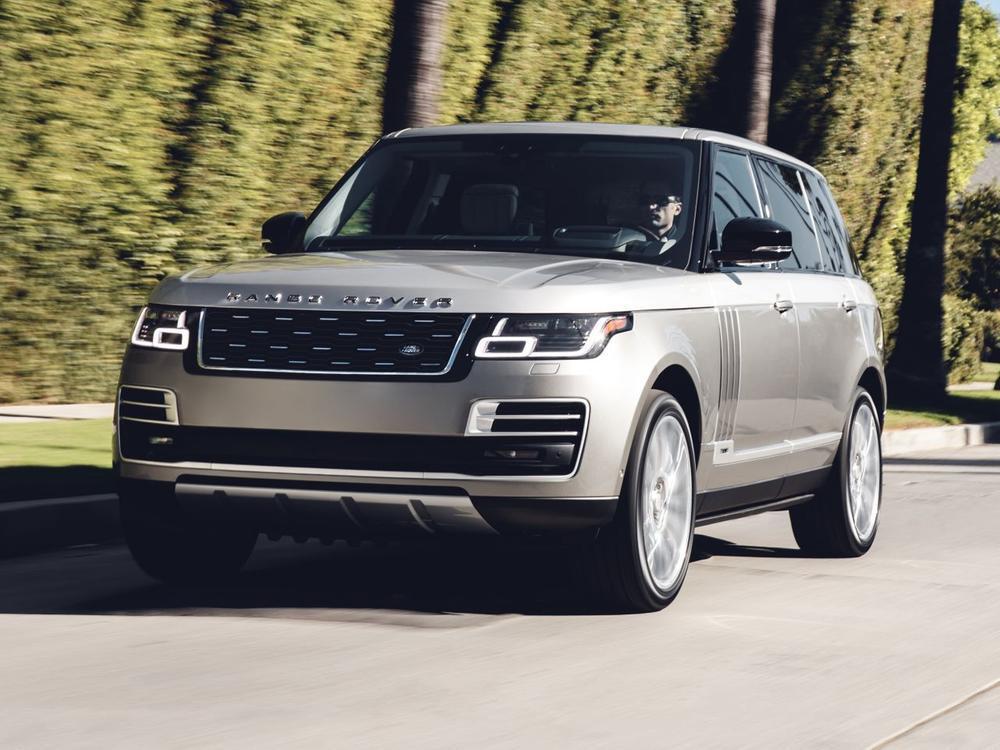 Bild zu Range Rover SV Autobiography