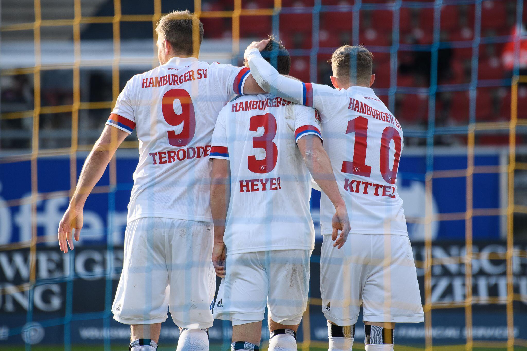 Bild zu Eintracht Braunschweig, Hamburger SV