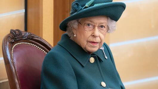 Palast: Queen verbrachte Nacht auf Donnerstag im Krankenhaus