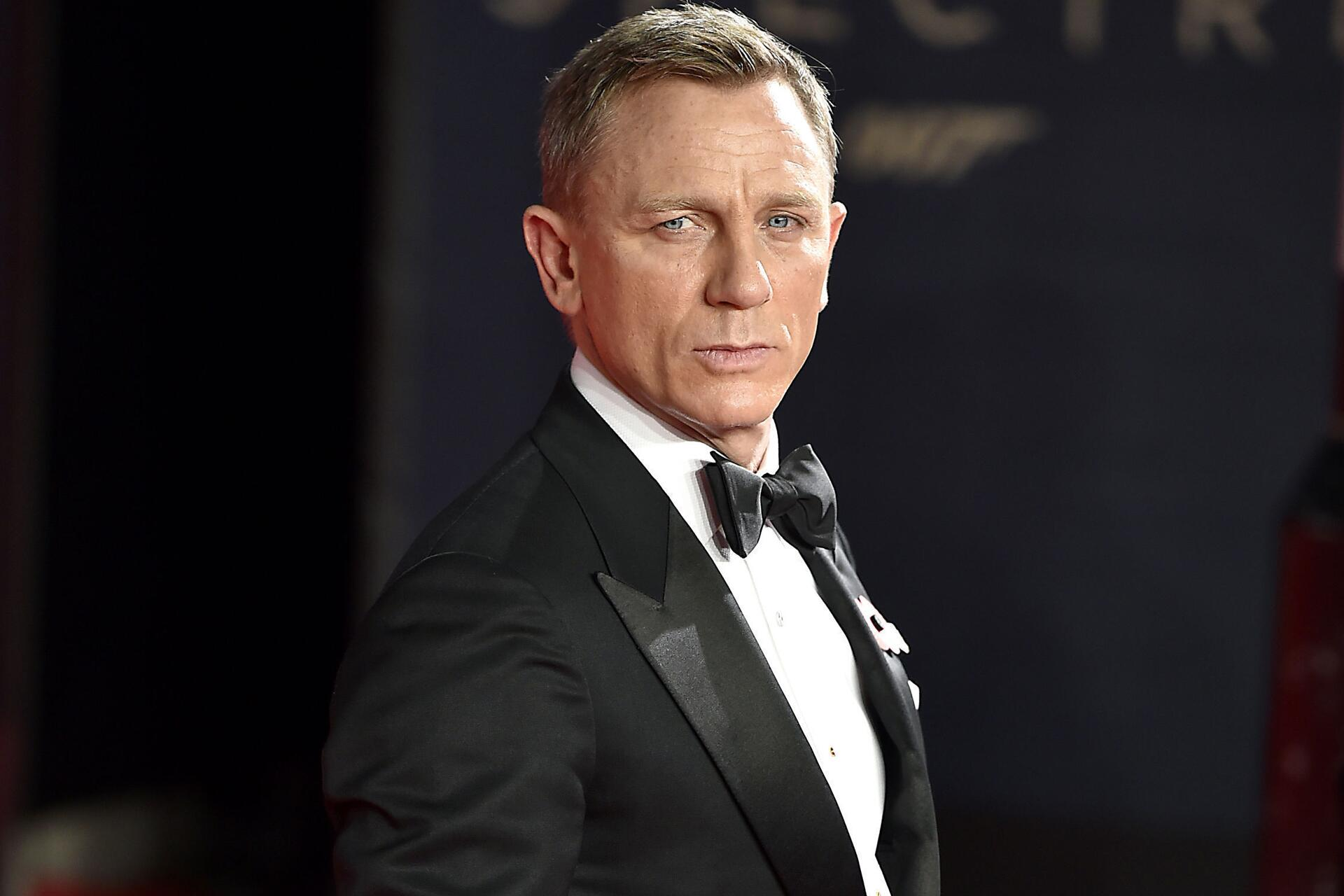 Bild zu Daniel Craig, James Bond, Gage
