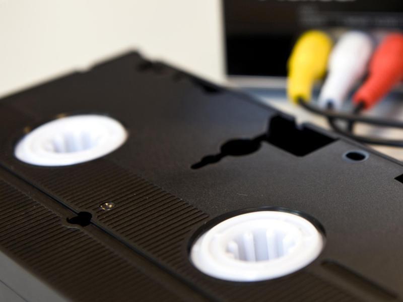 Bild zu VHS-Kassette
