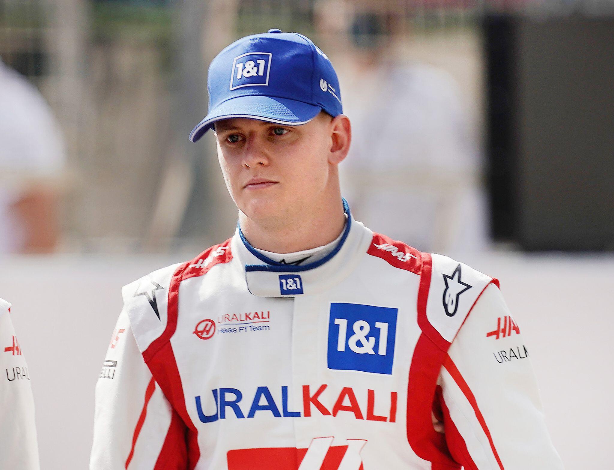 Bild zu Haas-Teamchef Steiner über Schumacher