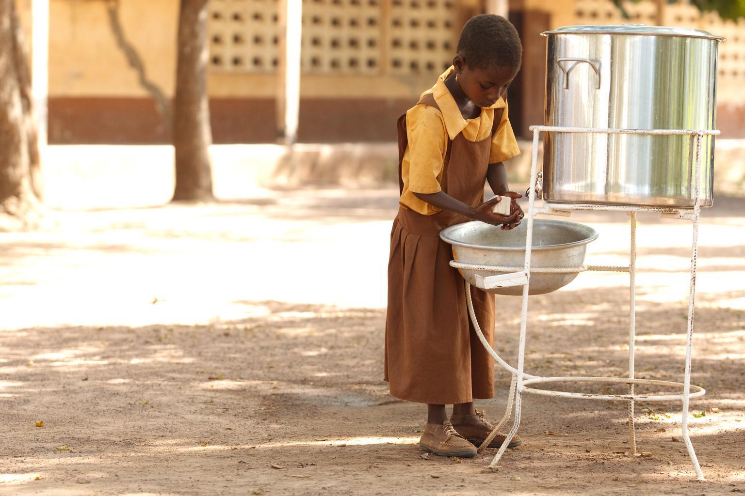Bild zu Händewaschen, UNICEF