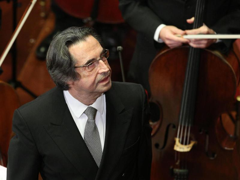 Bild zu Riccardo Muti