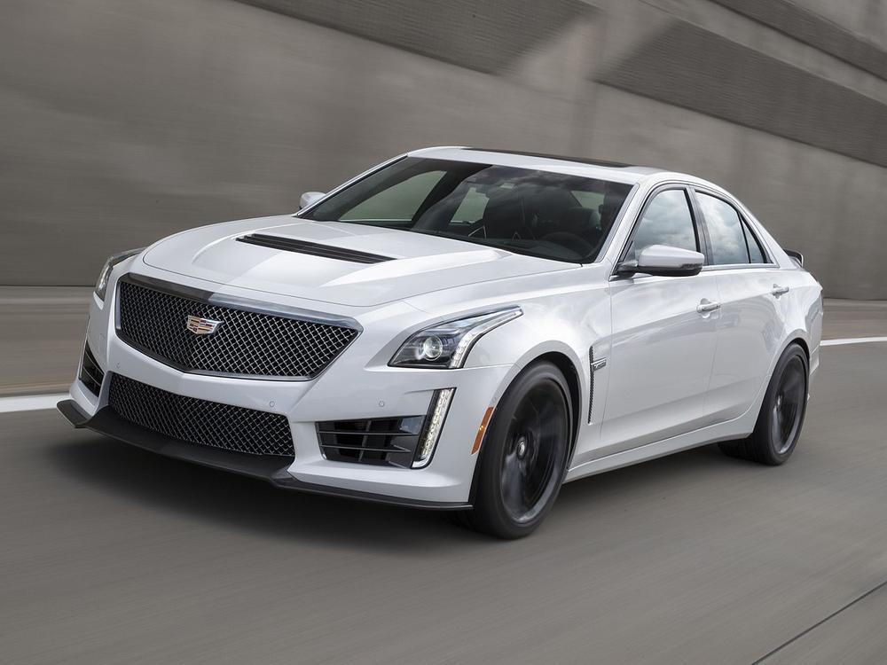 Bild zu Cadillac CTS-V