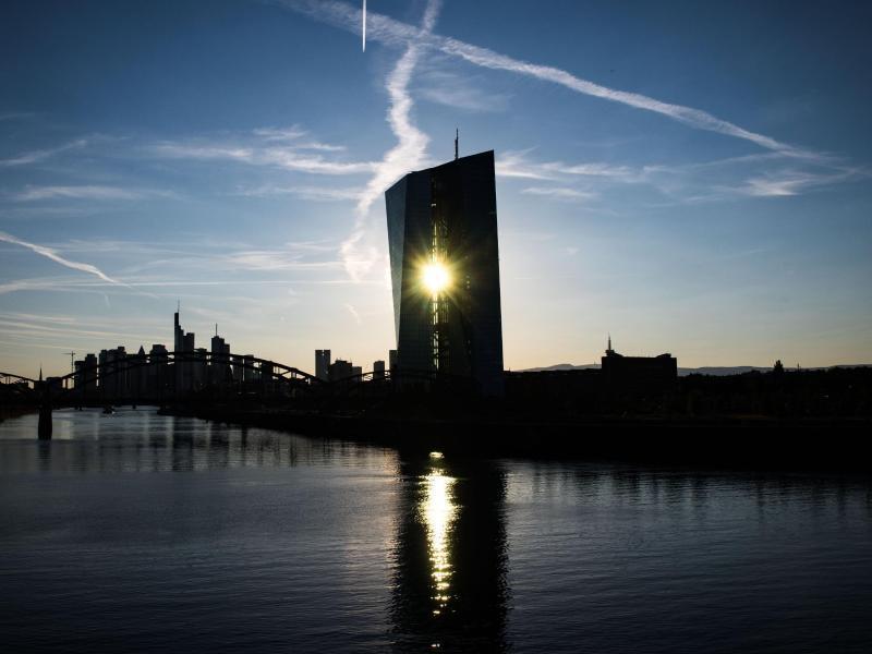 Bild zu EZB