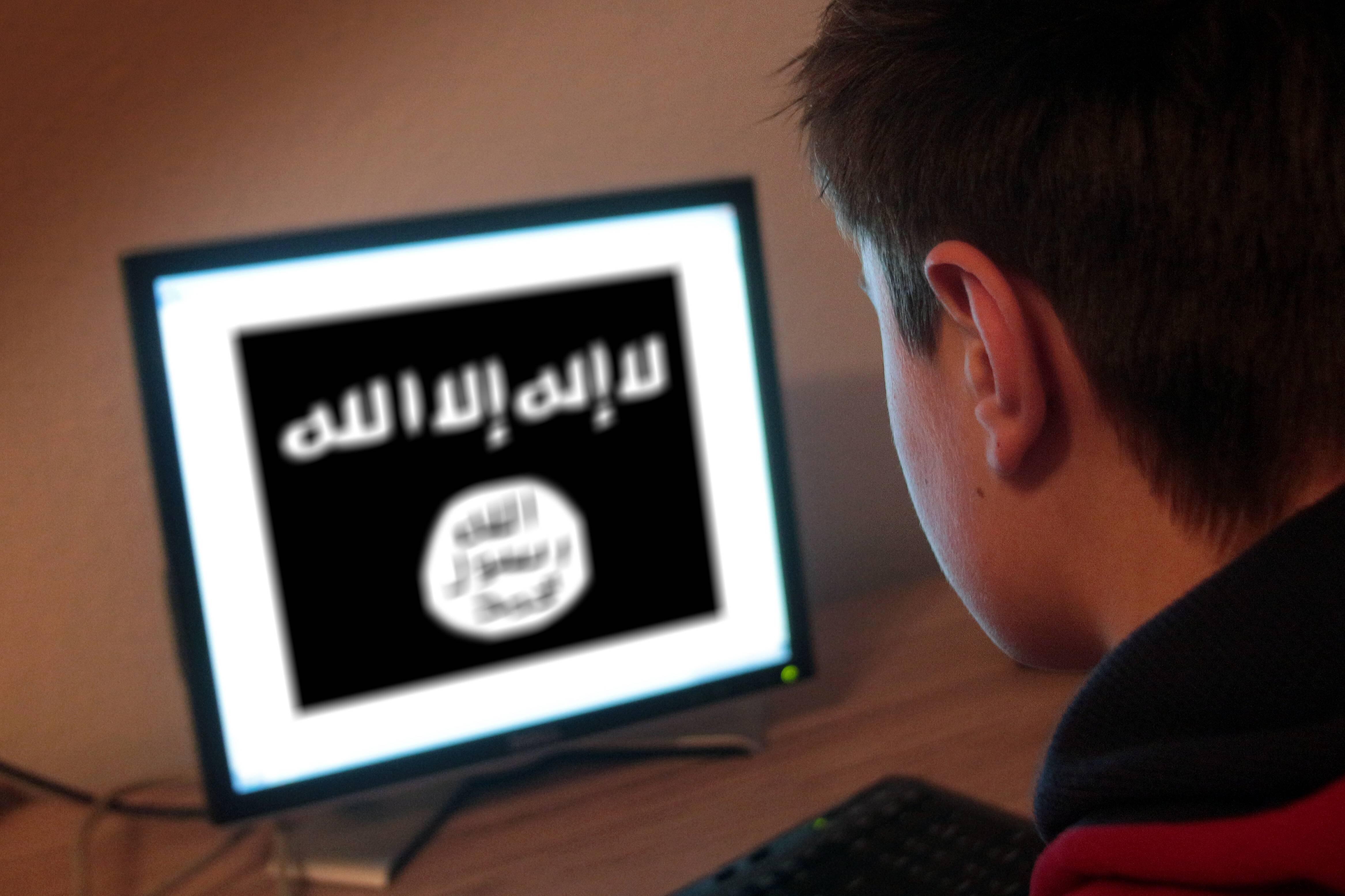 Bild zu Islamischer Staat, Radikalisierung, Internet