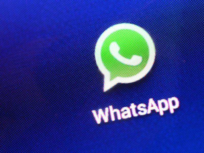Bild zu WhatsApp-Symbol