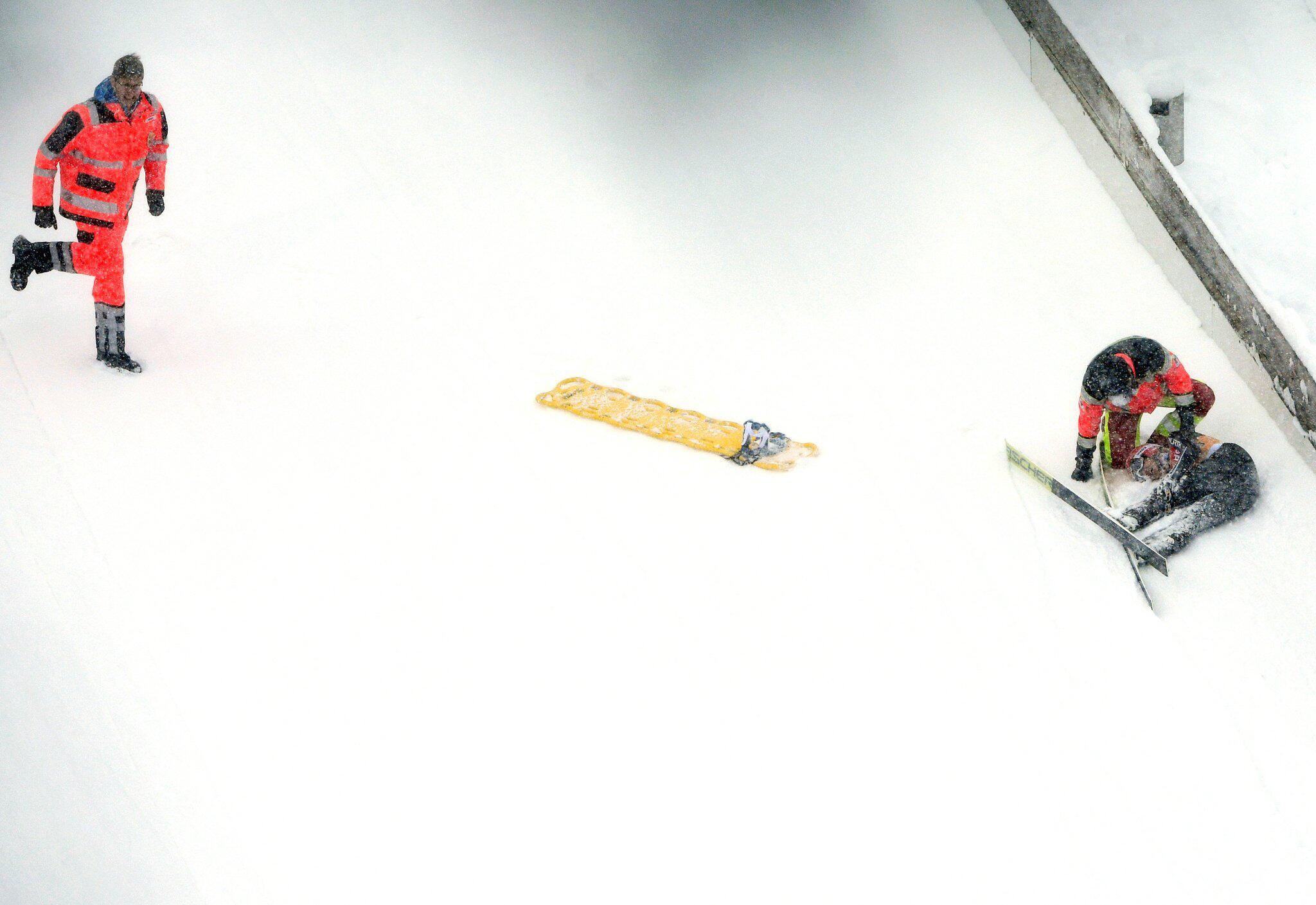 Bild zu Weltcup Frauen Skispringen in Hinterzarten