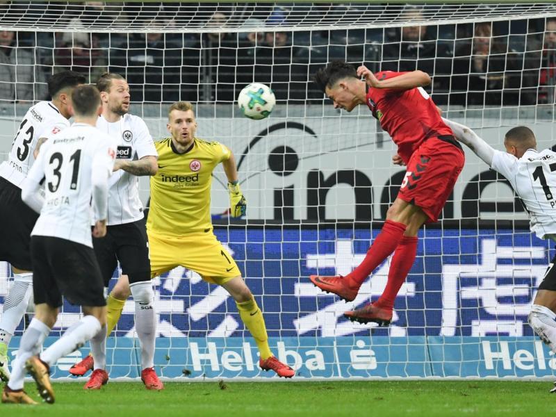 Bild zu Eintracht Frankfurt - SC Freiburg