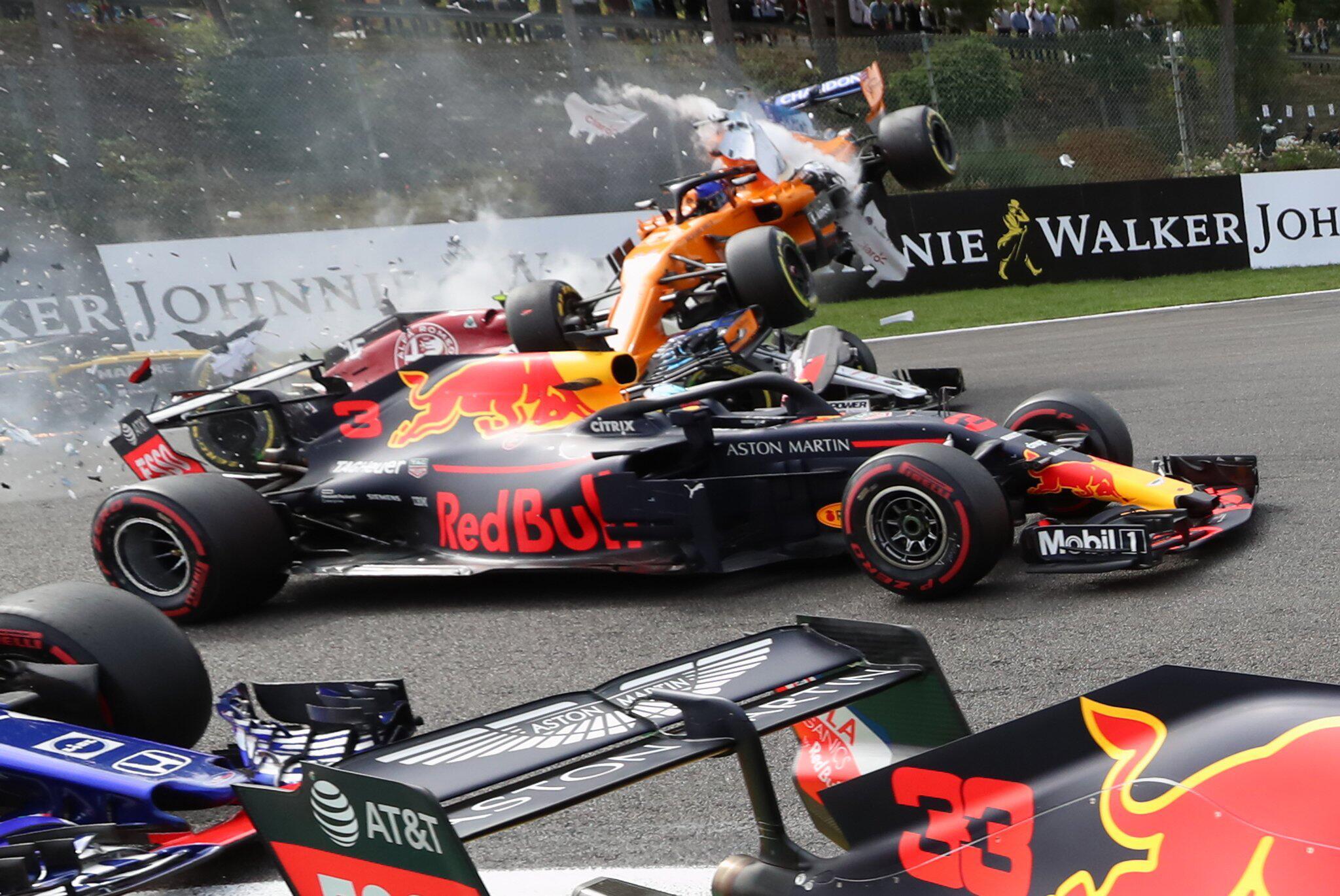 Bild zu F1 Großer Preis von Belgien