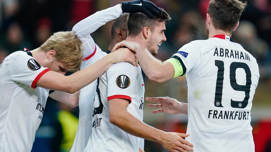 RB Salzburg - Eintracht Frankfurt