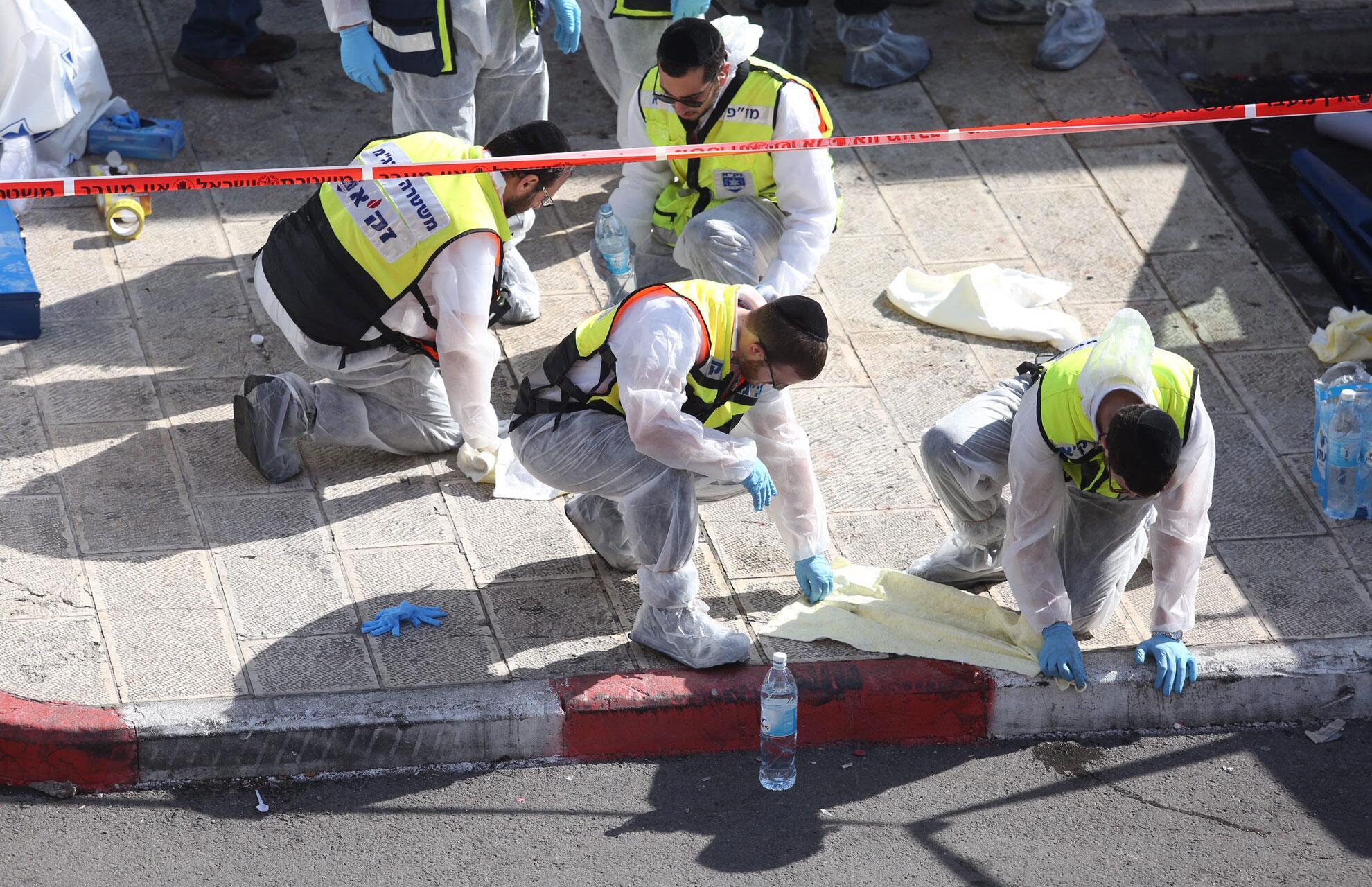 Bild zu Mehrere Tote bei Attacke auf Synagoge