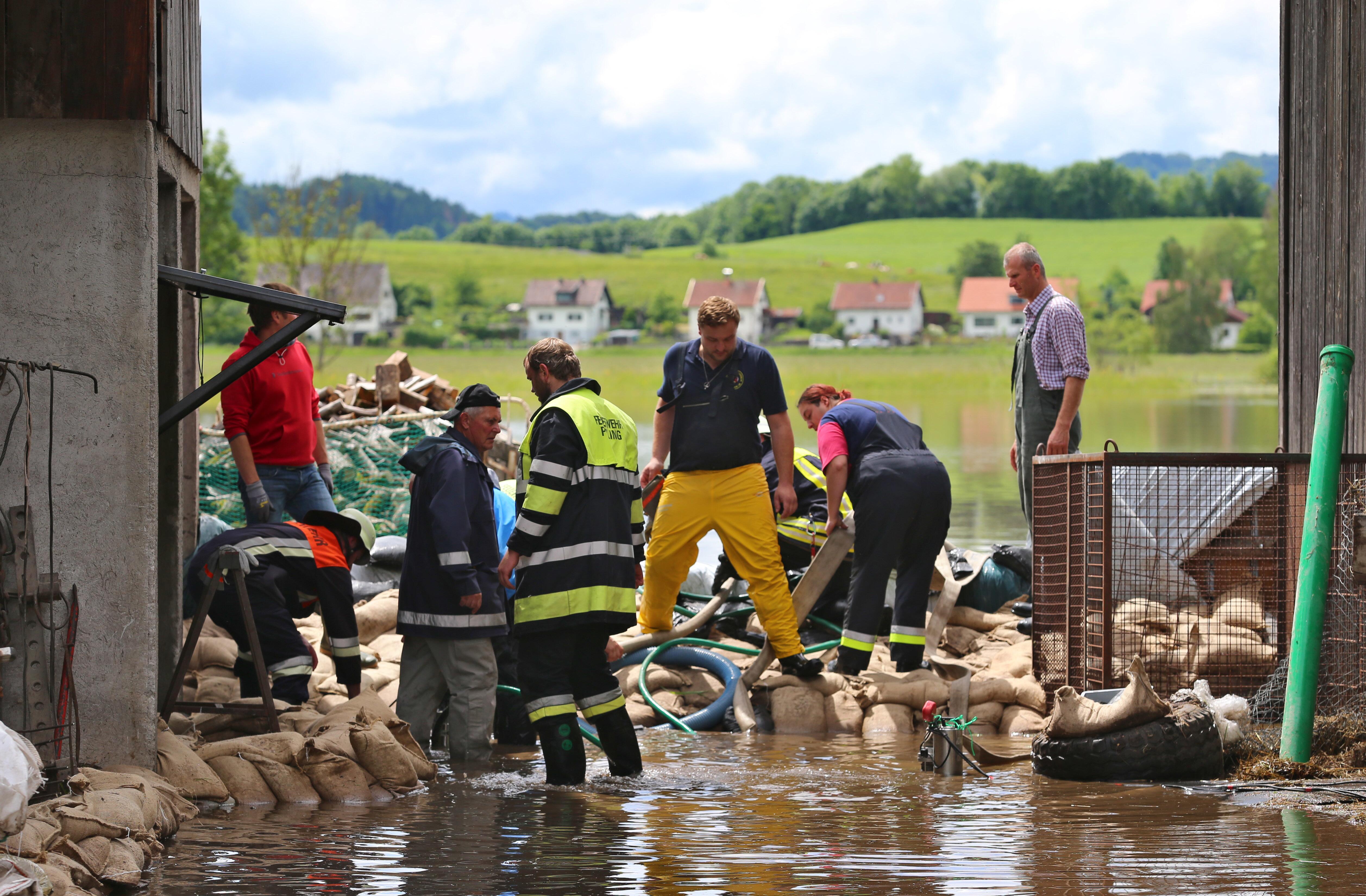 Unwetter Weltweit Wetter Chaos Rund Um Den Globus Webde