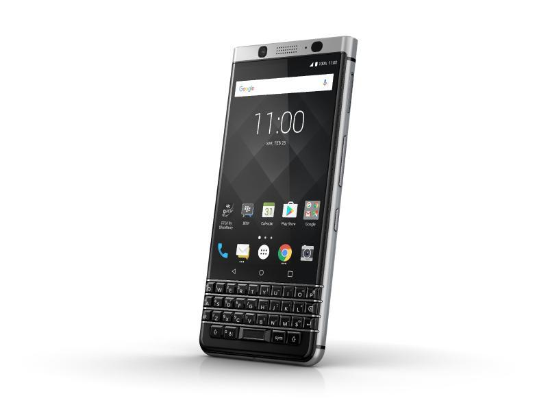 Bild zu Smartphone Blackberry KEYone