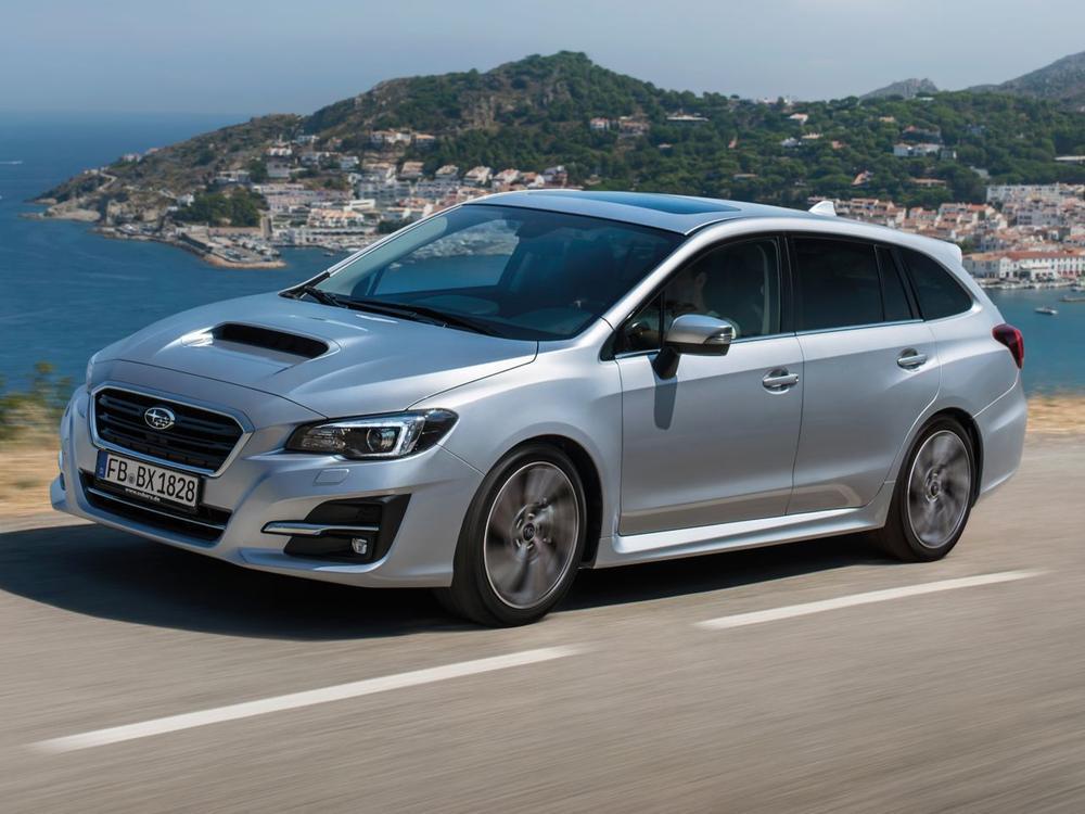 Bild zu Subaru Levorg Facelift