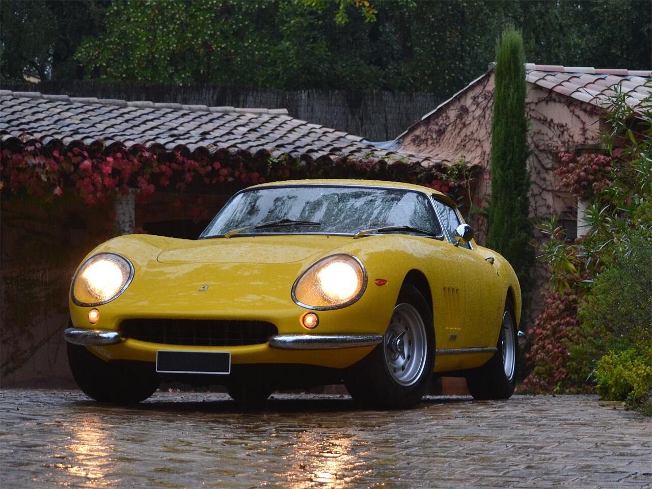 """Bild zu 1966 Ferrari 275 GTB/2 """"long nose"""""""