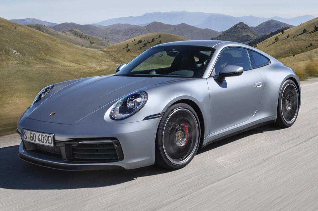 Der neue Porsche 911: stärker, größer und schneller als je zuvor